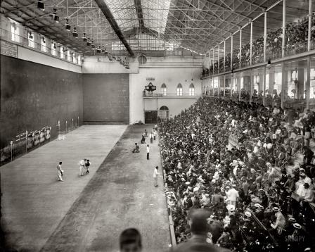 Jai Alai - Havana 1904